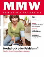 MMW - Fortschritte der Medizin 20/2012