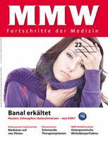 MMW - Fortschritte der Medizin 22/2012