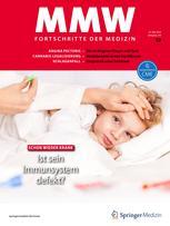 MMW - Fortschritte der Medizin 10/2016