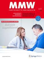 MMW - Fortschritte der Medizin 12/2016