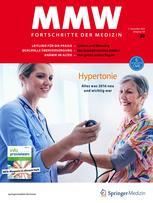 MMW - Fortschritte der Medizin 20/2016