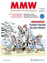 MMW - Fortschritte der Medizin 3/2016