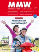 MMW - Fortschritte der Medizin 10/2017