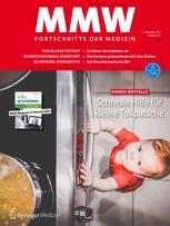 MMW - Fortschritte der Medizin 15/2017
