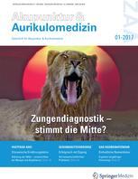 Akupunktur & Aurikulomedizin 1/2017