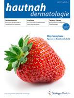 hautnah dermatologie 4/2017