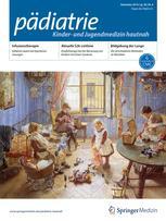 pädiatrie: Kinder- und Jugendmedizin hautnah 6/2016