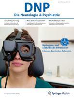 DNP - Der Neurologe und Psychiater 10/2013