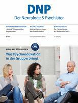 DNP - Der Neurologe und Psychiater 4/2012