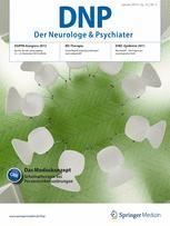 DNP - Der Neurologe und Psychiater 1/2013