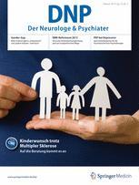 DNP - Der Neurologe und Psychiater 2/2013