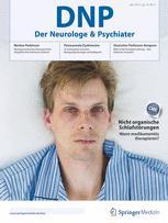 DNP - Der Neurologe und Psychiater 6/2013