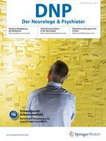 DNP - Der Neurologe und Psychiater 1/2014