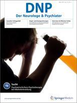 DNP - Der Neurologe und Psychiater 3/2014