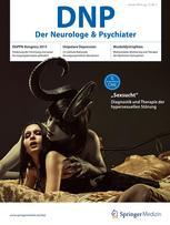 DNP - Der Neurologe und Psychiater 1/2016