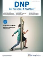 DNP - Der Neurologe und Psychiater 10/2016