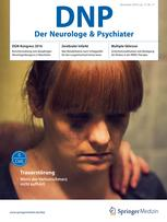 DNP - Der Neurologe und Psychiater 11/2016