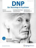 DNP - Der Neurologe und Psychiater 3/2016