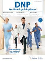 DNP - Der Neurologe & Psychiater