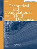 Theoretical and Computational Fluid Dynamics