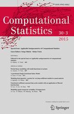 Computational Statistics