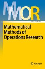 Zeitschrift für Operations-Research