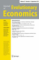 Journal of Evolutionary Economics