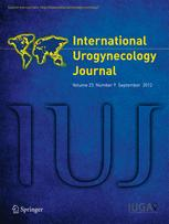 International Urogynecology Journal