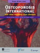 Osteoporosis International