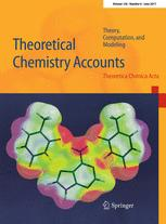 Theoretical Chemistry Accounts