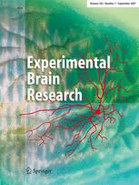 Experimental Brain Research