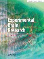 Experimental Brain Research