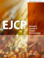 European Journal of Clinical Pharmacology
