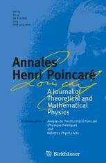 Annales Henri Poincaré