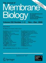 Journal of Membrane Biology