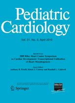 Pediatric Cardiology