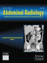 Abdominal Radiology