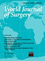 World Journal of Surgery