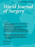 World Journal of Surgery