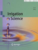 Irrigation Science