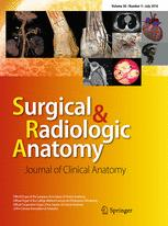 Surgical and Radiologic Anatomy