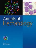 Annals of Hematology