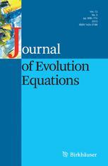 Journal of Evolution Equations