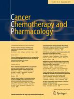 Cancer Chemotherapy and Pharmacology 6/2017