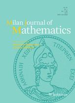 Rendiconti del Seminario Matematico e Fisico di Milano