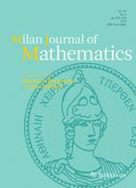 Milan Journal of Mathematics