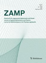 Zeitschrift für angewandte Mathematik und Physik