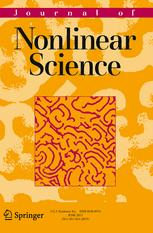 Journal of Nonlinear Science