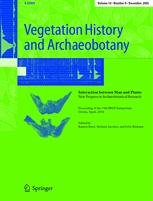 Vegetation History and Archaeobotany