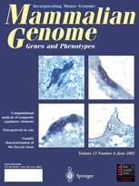Mammalian Genome